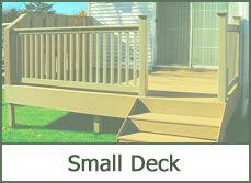 we have 32 different deck plans sizes of this particular design