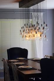Diy Dining Room Chandelier Diy Pendant Lights Lights That Look Amazing Don T The