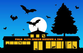 halloween zoo night at palo alto junior museum and zoo in san
