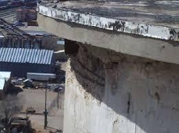 Cornice Repairs Concrete Silo Repair