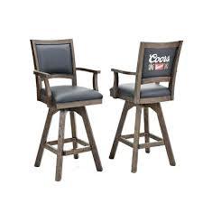 coors light bar stools sale coors light bar stools banquet swivel bar stool set of 2 coors light