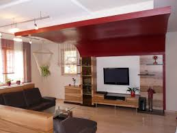 deckengestaltung wohnzimmer modern attraktiv kreative