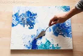 diy abstract artwork tutorial abstract artworks and artwork
