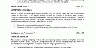 Resume For Computer Science Teacher Example Technology Resume Example Of The Science Resume Resume