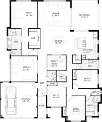 single floor home plans the 25 best single storey house plans ideas on single