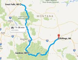 Montana travel distance images Day 13 of my 5000 mile 17 day motorcycle ride great falls to jpg