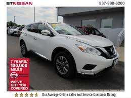 nissan murano for sale 2016 certified pre owned 2016 nissan murano s sport utility in vandalia