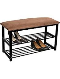 Bench Seat With Storage Storage Benches Amazon Com