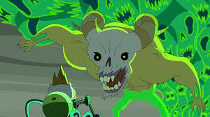 adventure time image s5e2 jake as the lich png adventure time wiki fandom