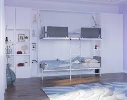 Wall Bunk Bed Wall Murphy Bunk Bed Pensiero