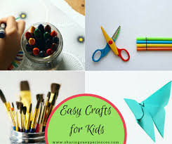 easy simple and fun crafts for kid that you must try today