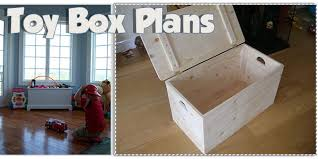 Diy Toy Box Plans Free by Toy Box Plans From Planspin Com Free Plans Build A Toy Chest