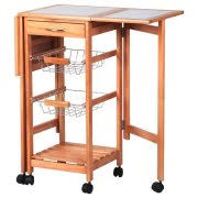 wheeled kitchen island kitchen islands carts walmart com