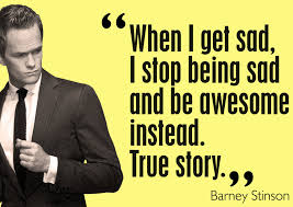 Awesome Meme Quotes - barney stinson quote by ersandevelier on deviantart