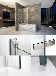6mm hinge folding bath shower screen view cheap folding screen 6mm hinge folding bath shower screen