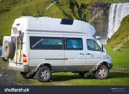 volkswagen westfalia 4x4 iceland september 16 2015 mercedes benz stock photo 451264483