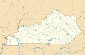 Clifty Falls State Park Map by File Usa Kentucky Location Map Svg Wikimedia Commons