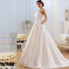 plus size wedding dresses with pockets satin cheap wedding dresses 100 plus size bridal gowns with