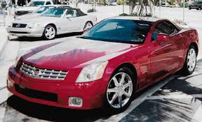 cadillac xlr hardtop convertible cadillac xlr convertible in florida for sale used cars on