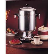 coffee urn rental wedding and party rentals for taoscelebrations event rentals