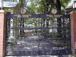 metal museum 10th anniversary gates
