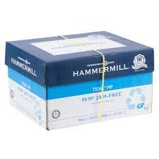 paper ream box hammermill 162016ct tidal 8 1 2 x 14 white ream of 20