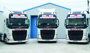 volvo commercial vehicles john raymond transport adds six volvo trucks to fleet commercial