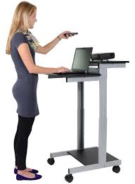 Computer Desk Stores Table Amazing Standing Computer Desk Full Caretta Workspace Ta