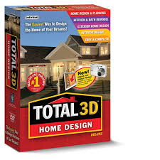 Total D Home Design Deluxe Individual Software - 3d home architect design deluxe