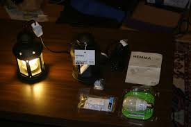 Hanging Lantern Ikea Hack 5 Steps