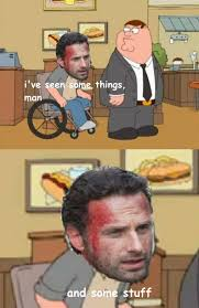 New Walking Dead Memes - some things the walking dead know your meme