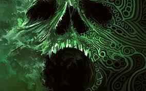 evil scary halloween artwork wallpaper download creepy