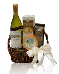 wine basket gifts the simple classic wine gift basket a wicker and rope basket