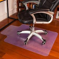 becozier office chair mat eco odorless smooth translucent pvc