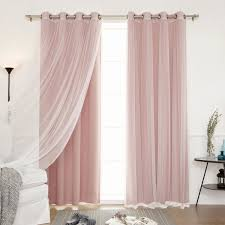 Light Pink Blackout Curtains Fresh Light Pink Cotton Curtains 2018 Curtain Ideas