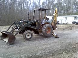 old case 580ck for farm backhoe
