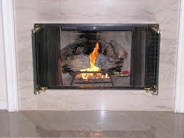 thrift fireplace insert refractory panels cool panel design