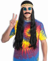 hippie headband forum novelties men s hippie dude headband