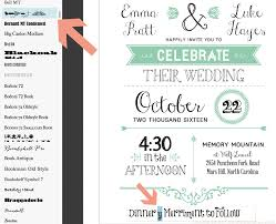 how to add text to diy invitations with picmonkey