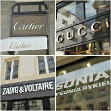 designer shops luxembourg designer shops cartier gucci zadig voltaire