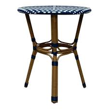 Wicker Accent Table Wicker And Bentwood Accent Table My Kentucky Home Decor
