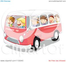 volkswagen bus clipart royalty free rf vw van clipart illustrations vector graphics 1