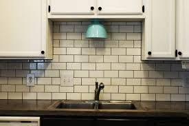 White Subway Tile Backsplash Ideas by White Subway Tile Kitchen Backsplash Pictures Glass Flower Vase