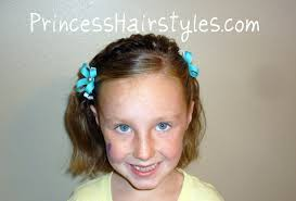 Little Girls Ponytail Hairstyles by Back To Basic Hairstyles Part 2 Hairstyles For Girls