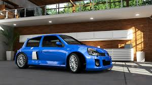 renault clio v6 forza motorsport 5 cars