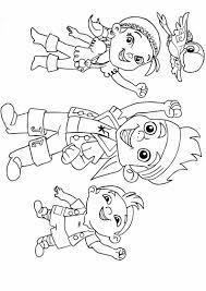 kolorowanki jake i piraci z nibylandii malowanki disney 5 jpg 794