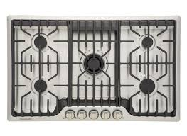 Frigidaire Gas Cooktops Frigidaire Professional Fpgc3677rs Cooktop U0026 Wall Oven Consumer