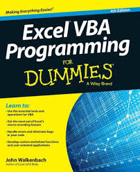 How To Get Your Book In Barnes And Noble Excel Vba Programming For Dummies By John Walkenbach Paperback