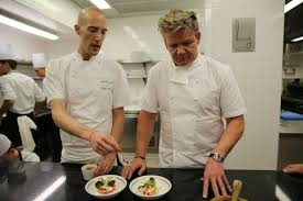 le chef en cuisine gordon ramsay wins second michelin for his bordeaux restaurant