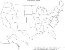 map of us states empty basic us map twenty hueandi co